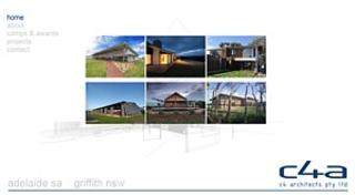 C4 Architects - Ecologically Sustainable Design - Adelaide SA and Griffith NSW - Phone and Fax 08  8410 4557