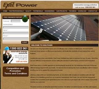 Exel Power Melbourne - Phone 1300 822 061