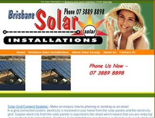 Brisbane Solar - Grid Connect - Remote Connect Solar - Ph 07 3889 8898