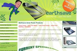 Solar Power and Hot Water BRISBANE - Earthsave - 07 3865 3909