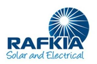 Rafkia Solar and Electrical - Ph Brett on 0421 711 389