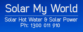 Solar My World - Perth Solar - Ph 1300 011 910