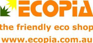 renewable energy / eco friendly products retail: ECOPIA pty Ltd
