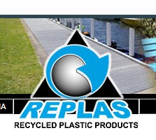 Recycled plastic products by REPLAS. Ph 1800 737 527