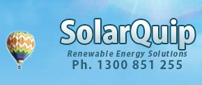 Renewable Energy Solutions - SolarQuip - Ph 1300 851 255